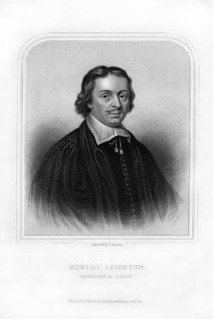 Robert Leighton, Scottish Prelate