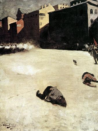 The Massacre, 1905
