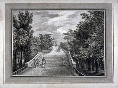 Apsley House, Hyde Park, London, 1823