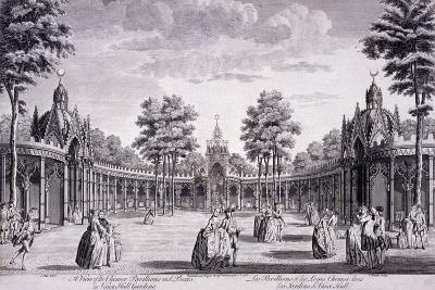 Vauxhall Gardens, Lambeth, London, 1751