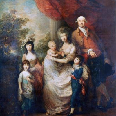 The Baillie Family, C1784