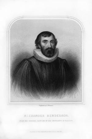 Alexander Henderson, Scottish Theologian