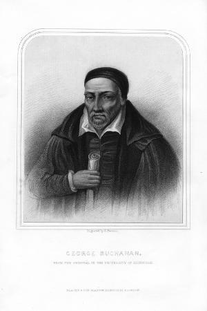 George Buchanan, Scottish Historian and Humanist Scholar