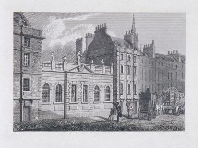 St Paul's School, London, 1814