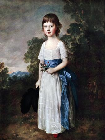 Master John Heathcote, C1770-1774