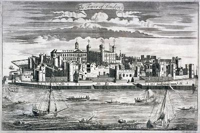 Tower of London, C1750
