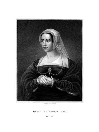 Catherine Parr, Queen Consort of Henry VIII