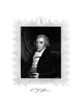 William Gifford, English Critic, Editor and Poet