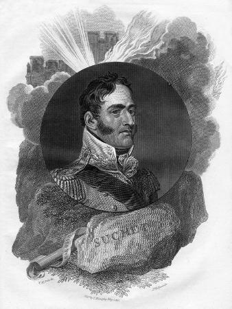 Louis Gabriel Suchet (1770-182), 1816