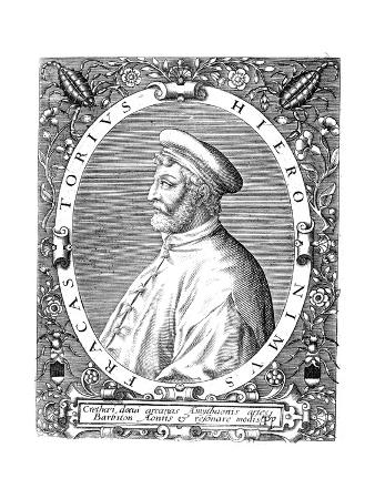 Girolamo Frascatoro, Italian Physician, Poet and Astronomer, Late 16th Century