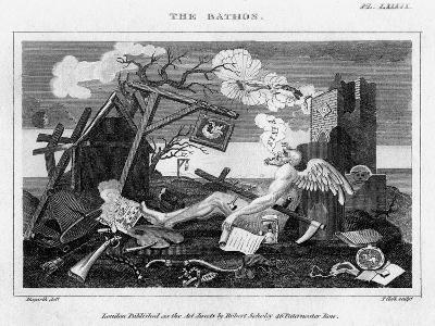 The Bathos, 18th Century