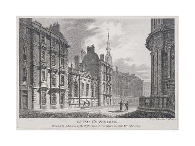 St Paul's School, London, 1807