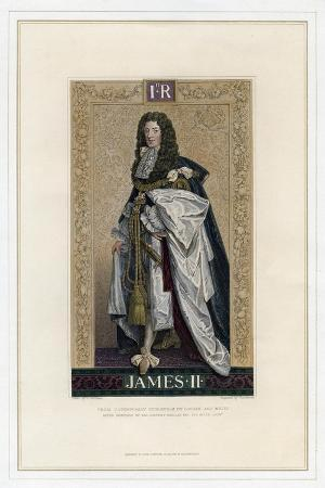 James II, King of England, Scotland and Ireland