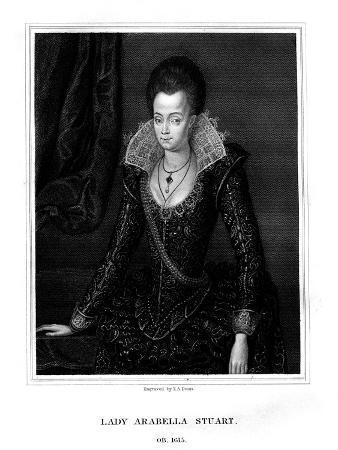 Lady Arabella Stuart, Duchess of Somerset