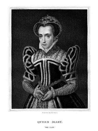 Queen Maria of Austria