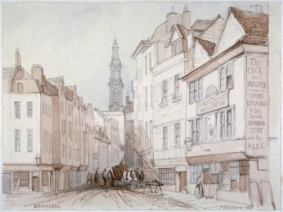 Drury Lane, Westminster, London, 1851
