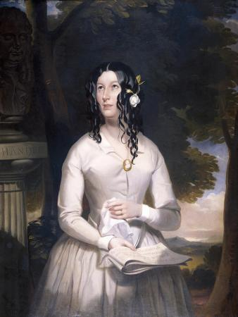 Mary Anne Paton, 1848