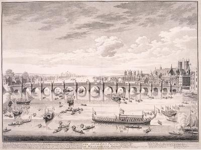 Westminster Bridge, 1747