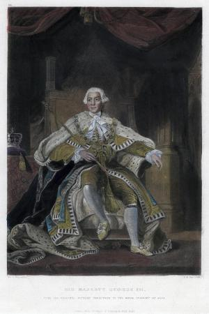 George III, King of Great Britain and Ireland