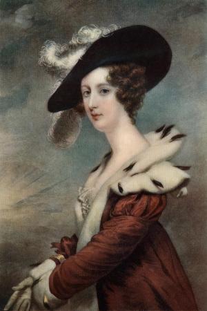 Mrs Agar Ellis, 19th Century