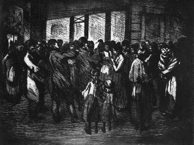 Chanteurs De Rue, C1800-1840
