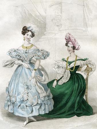 Women's Fashion, C1830S