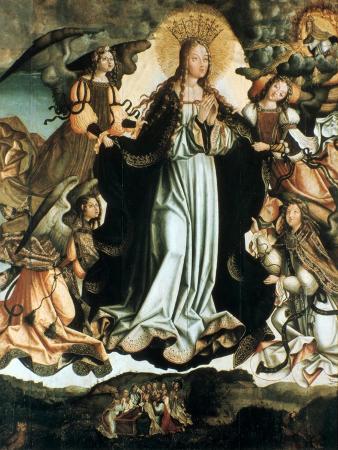 Assumption of the Virgin, C1491-1518