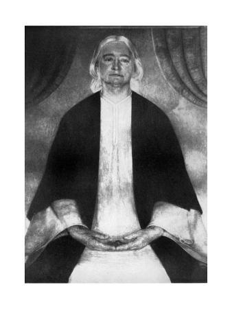 Ellen Key (1849-192), Swedish Feminist Writer, 1926