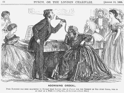 Agonising Ordeal, 1865
