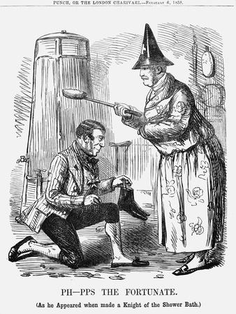 Ph-Pps the Fortunate, 1858