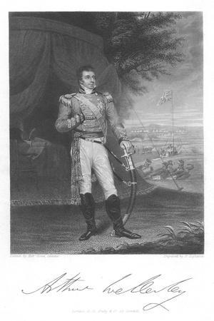 Arthur Wellesley, 1st Duke of Wellington, C1803