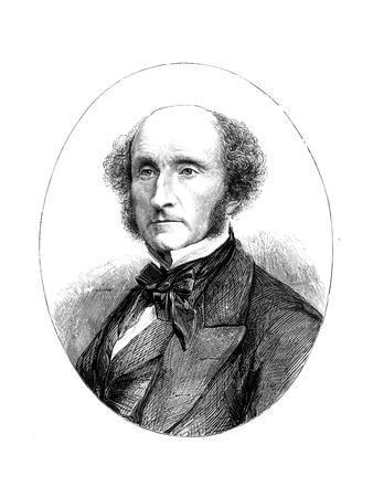 John Stuart Mill (1806-187), British Social Reformer and Philosopher