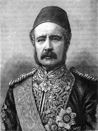 General Charles Gordon, 19th Century British Soldier