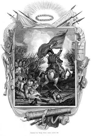 Battle of Aspern Essling, Austria, Napoleonic Wars, 21-22 May 1809