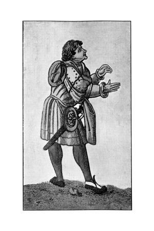 Male Dress, 16th Century