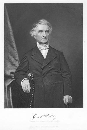 Justus Von Liebig, 19th Century German Chemist