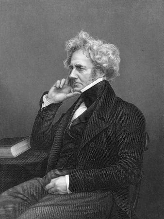 John Frederick William Herschel, English Scientist and Astronomer, C1870