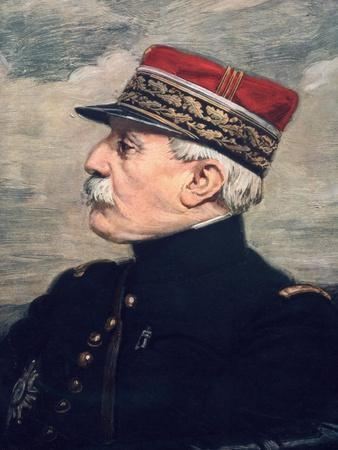 Noel De Castelnau, French World War I General