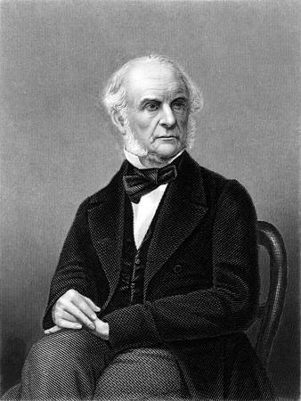 William Ewart Gladstone (1809-189), British Liberal Statesman, C1870