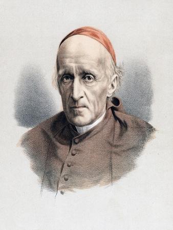 Henry Edward Manning, English Roman Catholic Prelate, C1880