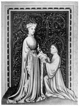 Occleve the Poet and King Henry V, C1410