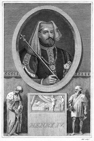 Henry IV, King of England