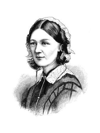 Florence Nightingale, 1870