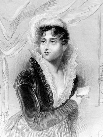 Joséphine De Beauharnais, First Wife of Napoléon Bonaparte, and Empress of France, 19th Century