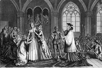 The Execution of Mary, Queen of Scots, 1587