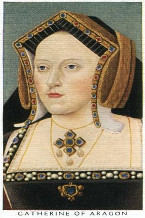 Catherine of Aragon, First Wife of Henry VIII, C1530