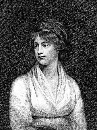Mary Wollstonecraft, 18th Century English Teacher, Writer and Feminist