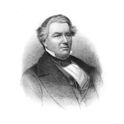 Millard Fillmore, American Politician, 19th Century