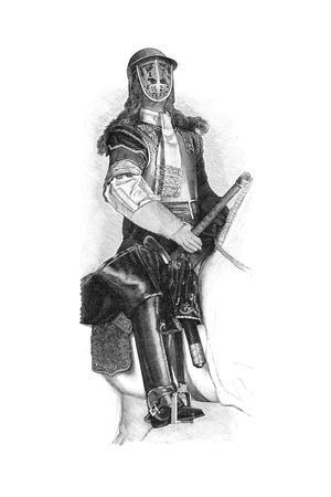 Armour Worn by James II at the Boyne, 1690