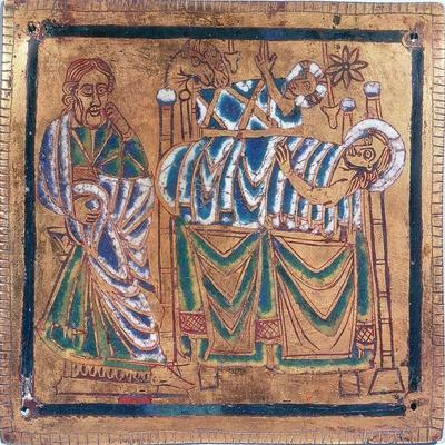 The Nativity, 15th Century